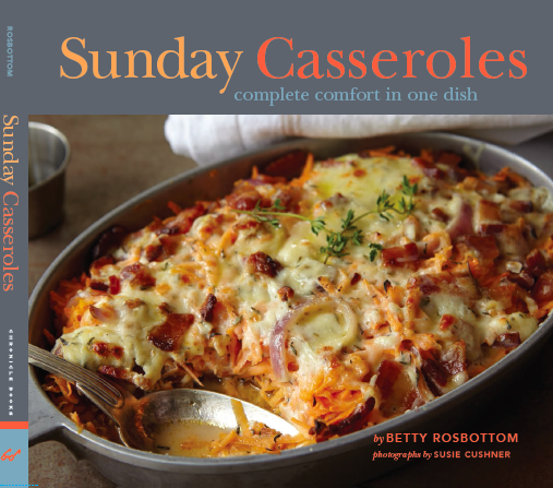Sunday Casseroles Cover 1