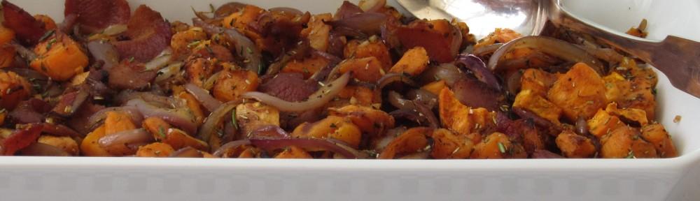 Sweet Potato Hash Browns 1