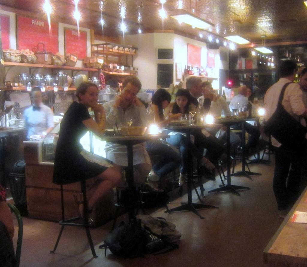 Interior Il Buco Alimenteri e Vineria