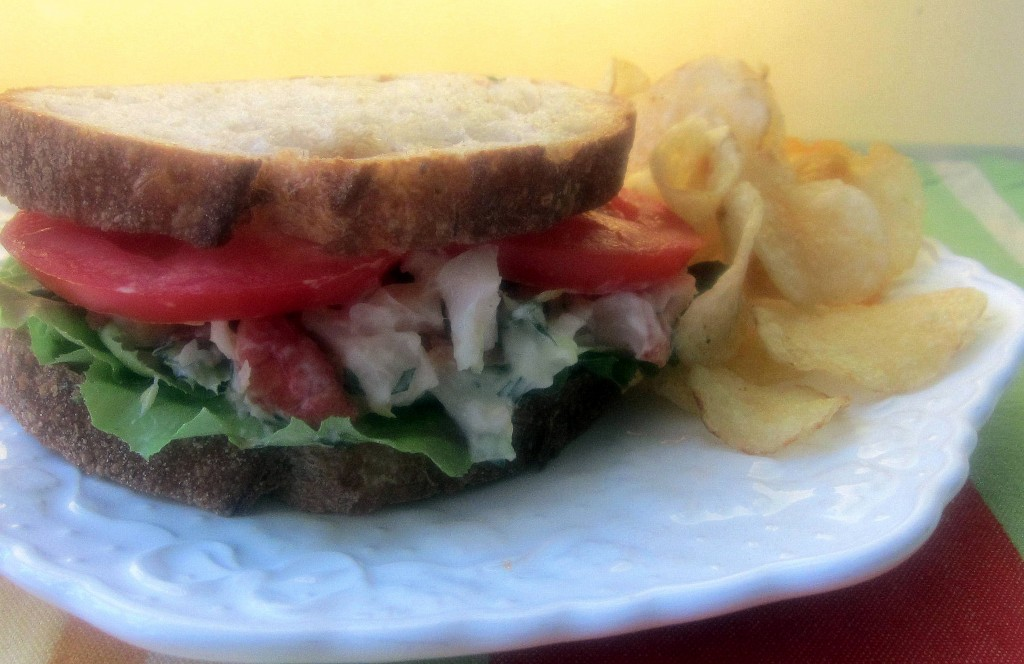Lobster BLTs 1