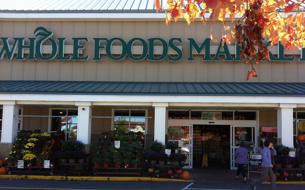 Whole Foods in Hadley, Massachusetts