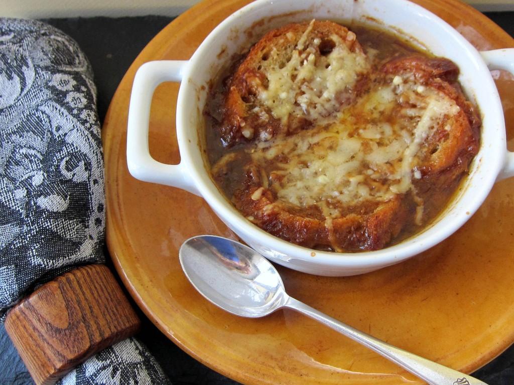 Onion Soup Gratinee 1