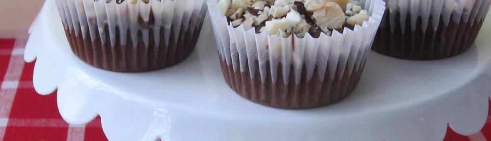 Chocolate Hazelnut Cupcakes 1