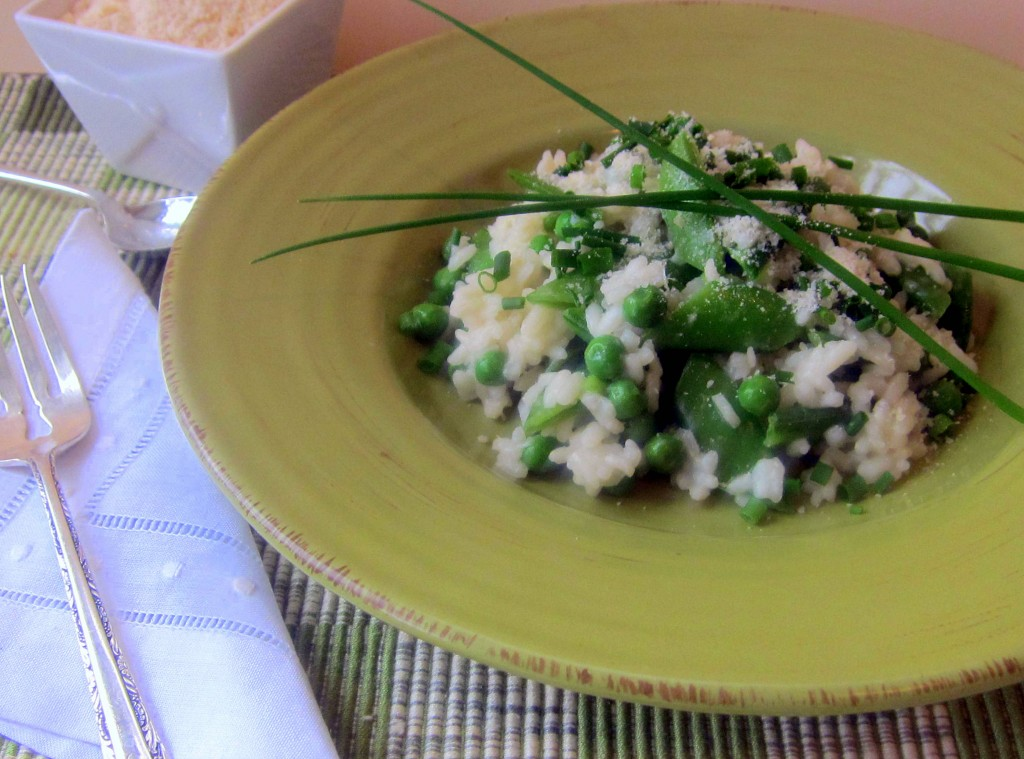Spring Risotto 1