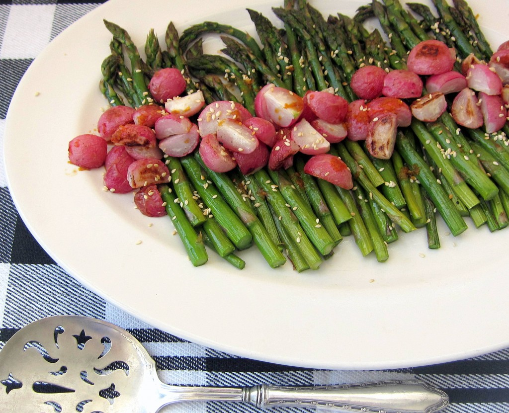 Roasted Asparagus and Radishes 2 3339x2656