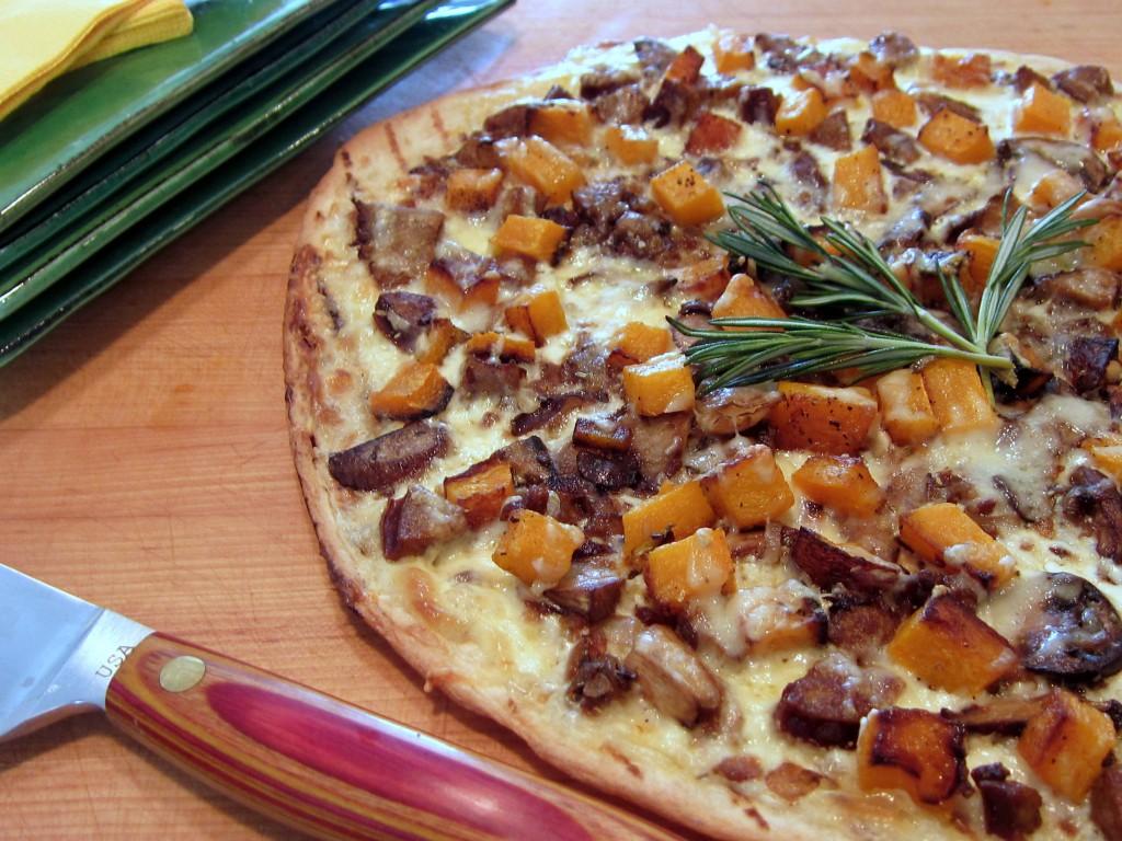 Wild Mushroom Butternut Squash Pizza 1 3648x2736