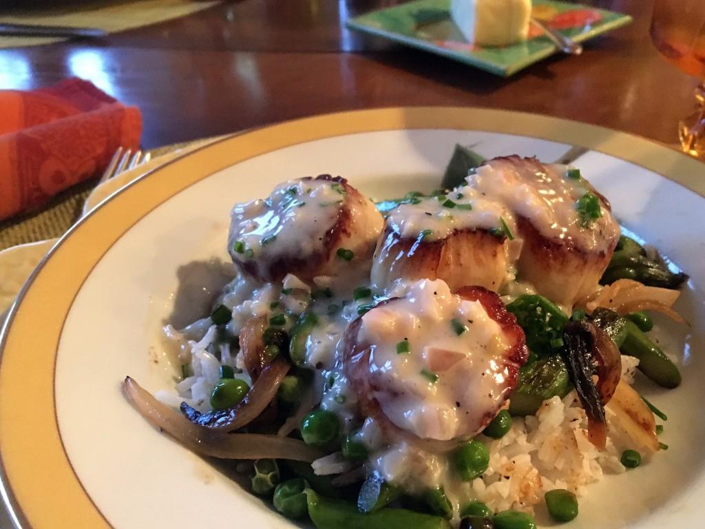 Scallops, Asparagus, Beurre Blanc 2 4032x3024