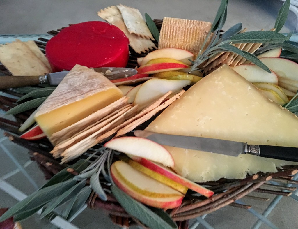 New England Cheeses